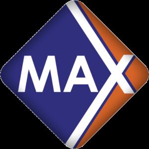 logotipo max asesores